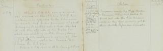 Police records, 22 May, 1915 | HPF_B_109_015_1