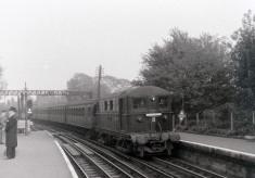 Shocking death on the railway