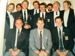 In 1987 Herts Police won the bowls three counties cup. | HQ Photography.