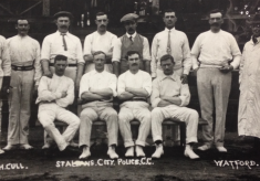 St Albans City Police Cricket