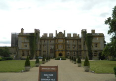Eynsham Hall Training Centre, Witney, Oxon.