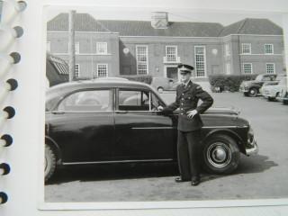 Cadet / Constable / Sergeant 55 John HALSEY
