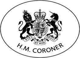 coroners badge