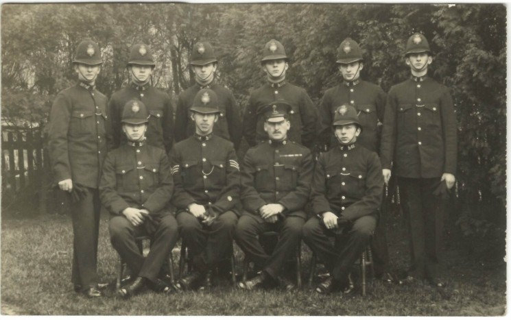 Hertfordshire Police Constables 18th July 1927