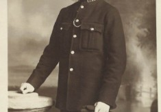 Constable 185 Arthur George Goodship