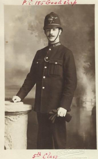 Goodship, Arthur George, 185, Police Constable.