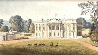 Moor Park 1825   No 27 of R Akermann's Repository of Arts &c, Pub, March 1, 1825