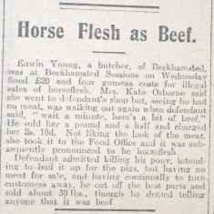 Food and Farming Slide Show | Herts Advertiser, 16 Feb 1918