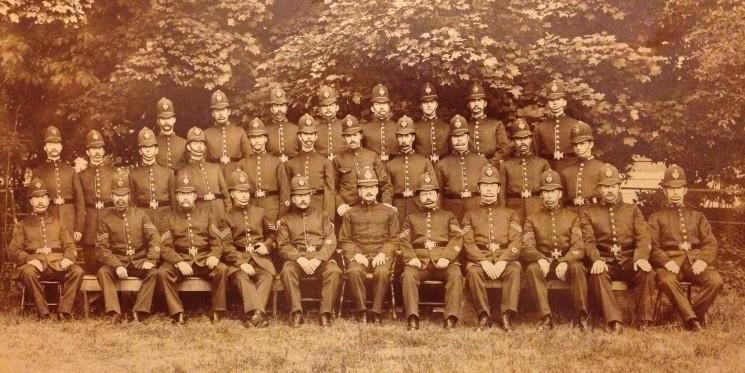 Constable 46F John Knight