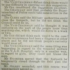A screen to hide the PoWs (cont) | Herts and Essex Observer, Jul 1918 (cont)