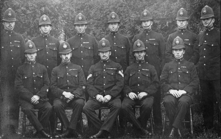 1921 Hatfield Constables
