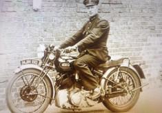 Motorcycle - HRD Vincent