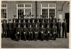 Three generations of the same family served in the Police Force