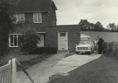 Stanstead Abbotts Police House