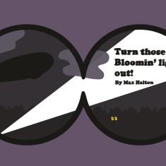 Page 1 Graphic novel   Max Halton
