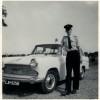 """""""F"""" Division area car, 1964"""
