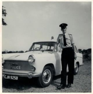 Austin A60 -