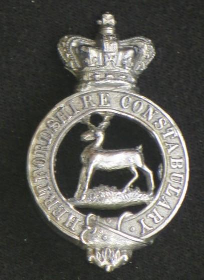 1960s cap badge