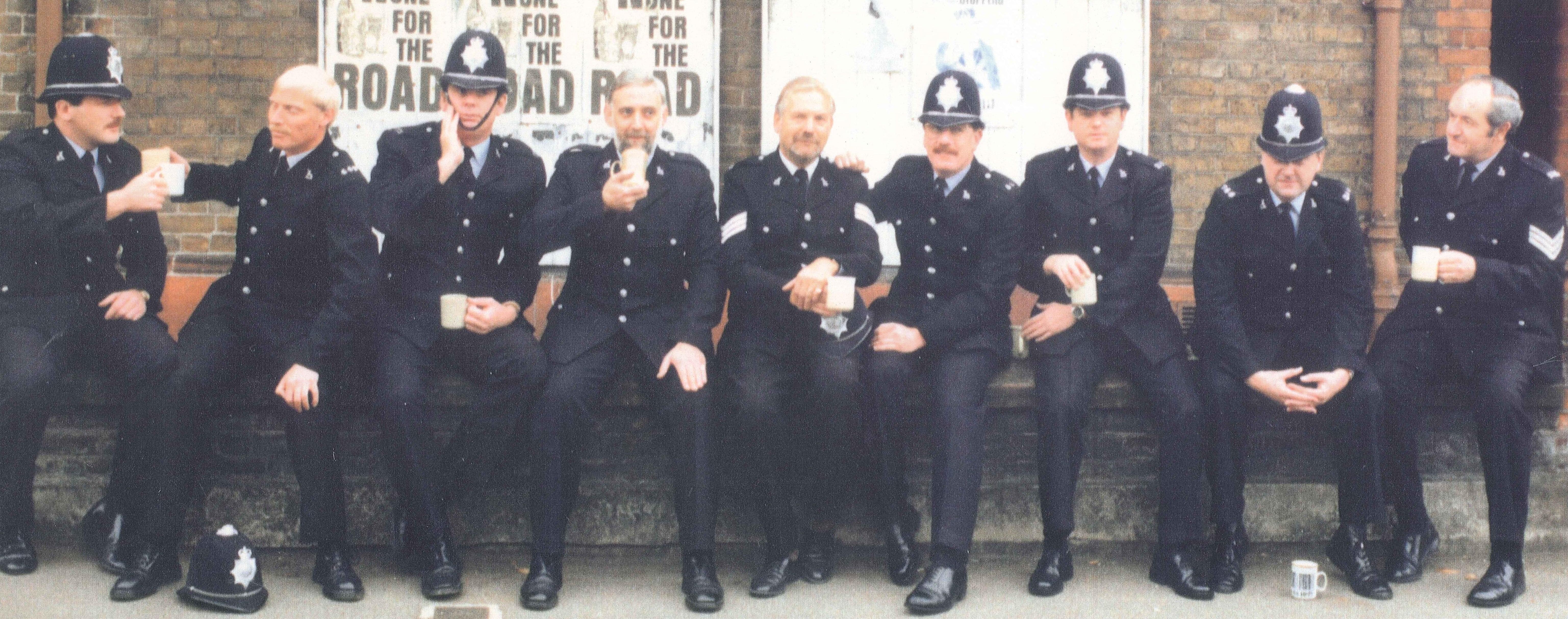 Royston Police 1990