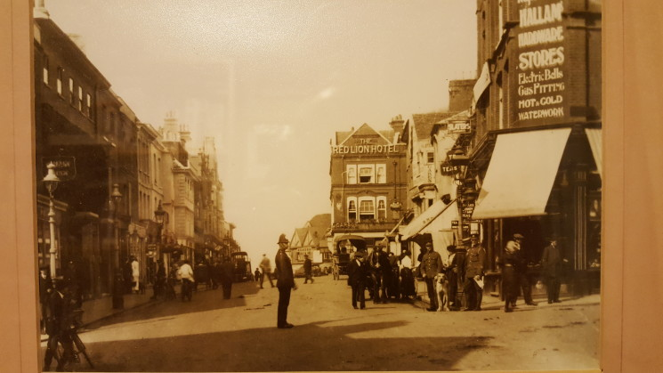 Early St Albans