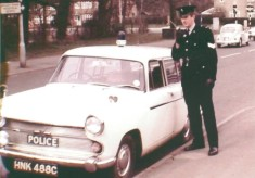 Austin Cambridge 1968