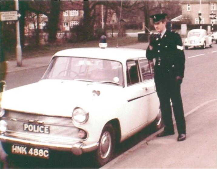 Austin Cambridge 1968