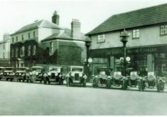 First Hertfordshire Police Vehicles - 1928