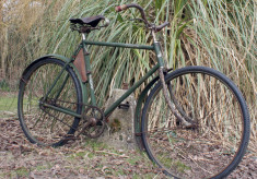 Theft of cycle