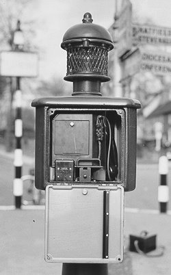 Communication - Police Pillar, St Albans