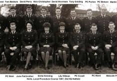 Hertfordshire Local Procedure Course, 1967