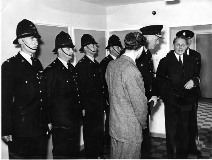 Opening of Baldock Police Station