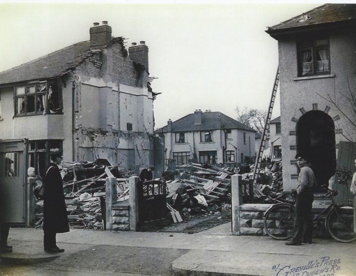 Bomb Damage 4th December 1940 - 48 Eastlea Road Watford