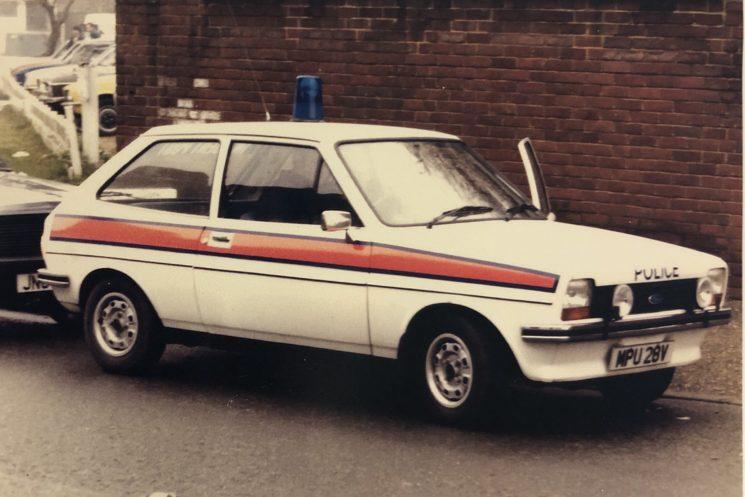 Ford Fiesta MPU28V