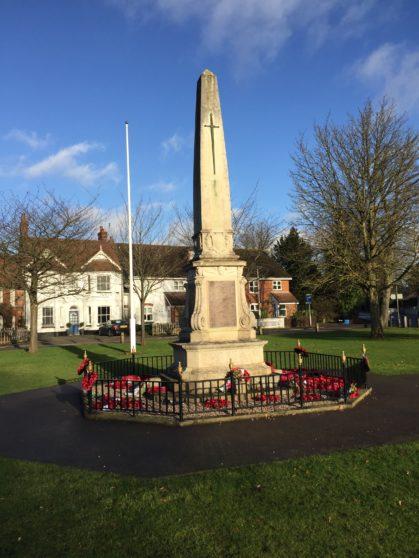 Stevenage War Memorial | Paul Watts