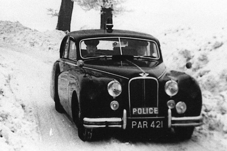 Jaguar Mark VII - PAR 421