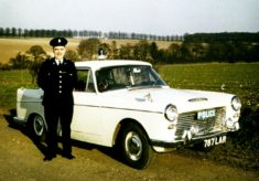 Austin A110 Westminster Traffic Cars