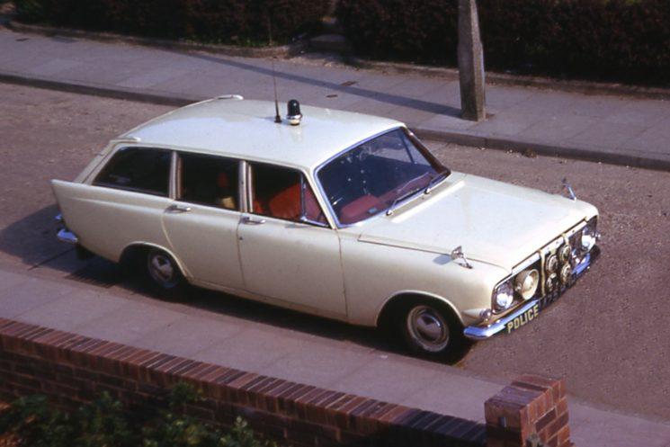 Ford Zephyr Six Mark III, 475 PJH