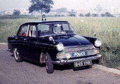 Austin A60 Cambridge 849 VNK