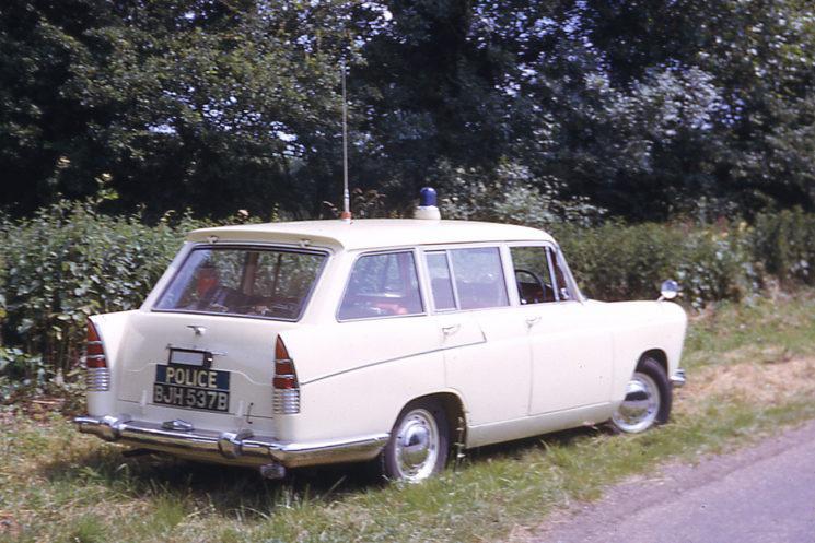 Austin A60 Countryman Area Cars