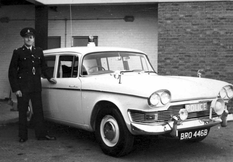 Humber Super Snipe Estate Cars