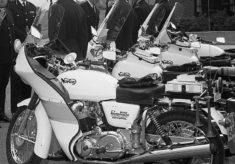 Norton Motorcycles for Traffic Duties