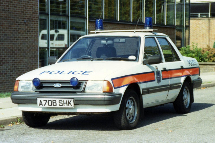 1983 Ford Orion 1.6L