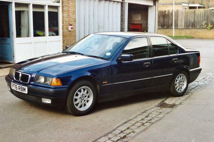 1997 BMW 328i based at North Watford