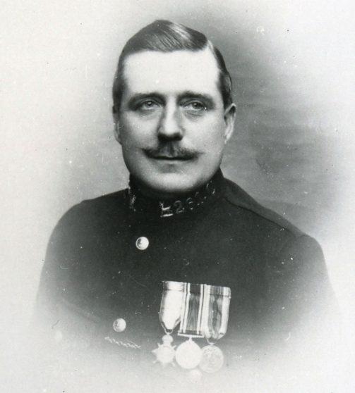 Edwin Ward | Herts Police Historical Society