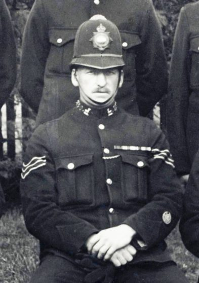 George Thomas Sharp | Herts Police Historical Society