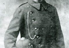 Herbert Ward MM