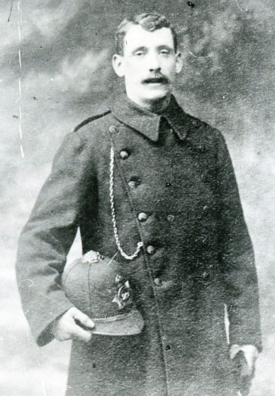 Herbert Ward | Herts Police Historical Society