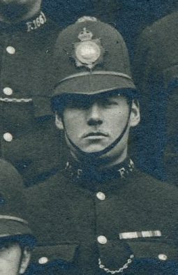 James Thomas Powell 1919 Luton Riot Duty | Herts Police Historical Society
