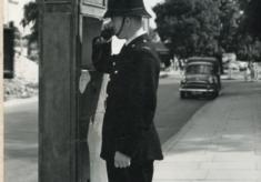Police Box Hemel Hempstead