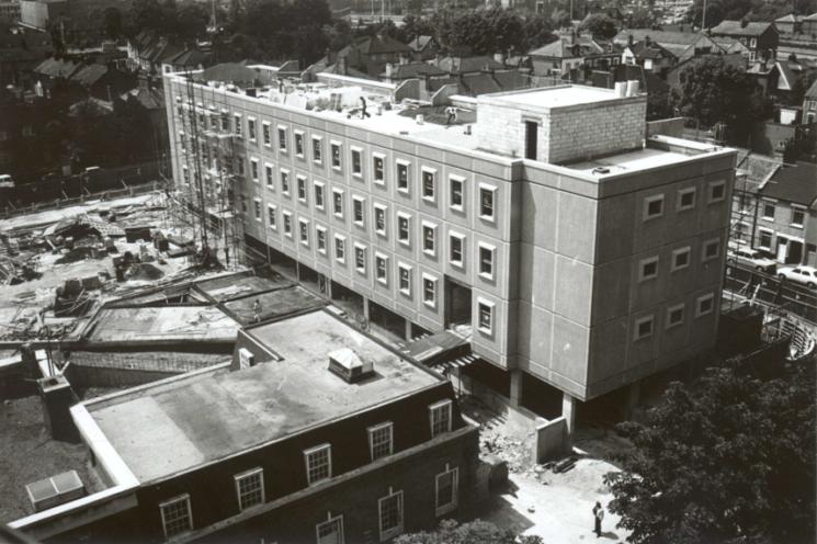 Police Station, Shady Lane Watford 1979 | Herts Police Historical Society